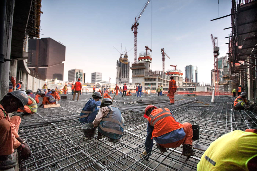 Barwa Financial Center ( Qatar -2012 )