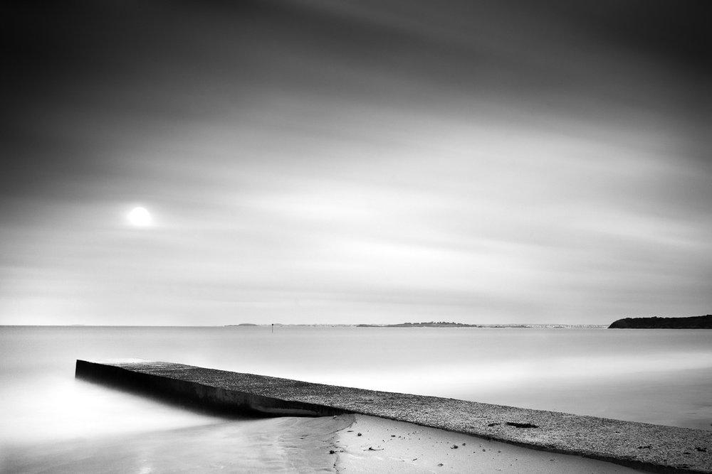 Grande plage (2011)   Edition : 37x56cm (ed°/8) & 60x90 (ed°/8)