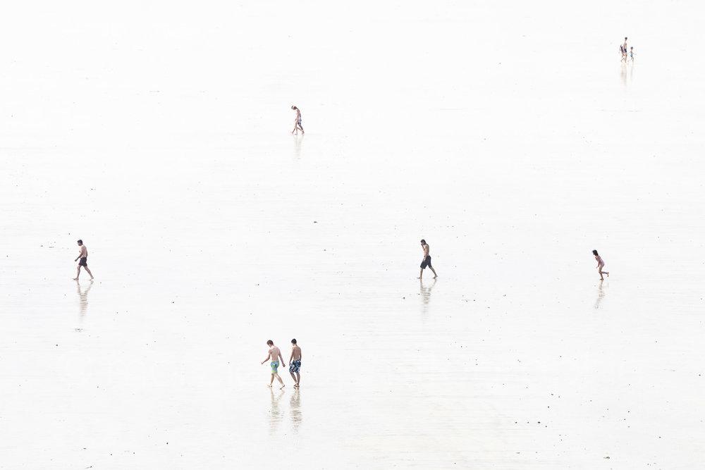 La marche(2013 ) Edition : 37x56cm (ed°/8)