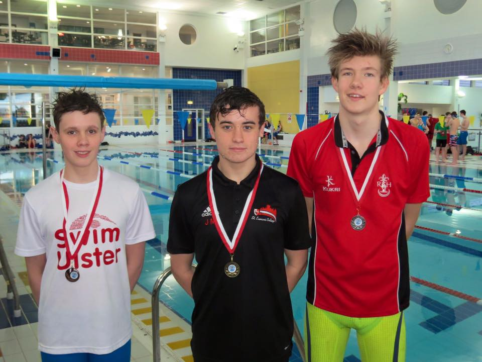 Wiktor Kozak (far right) came 2nd in the Intermediate Backstroke.jpg