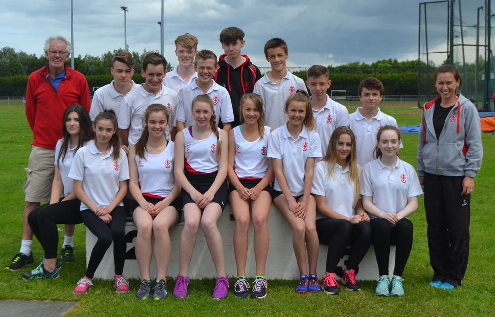Junior Athletics team (year10).JPG