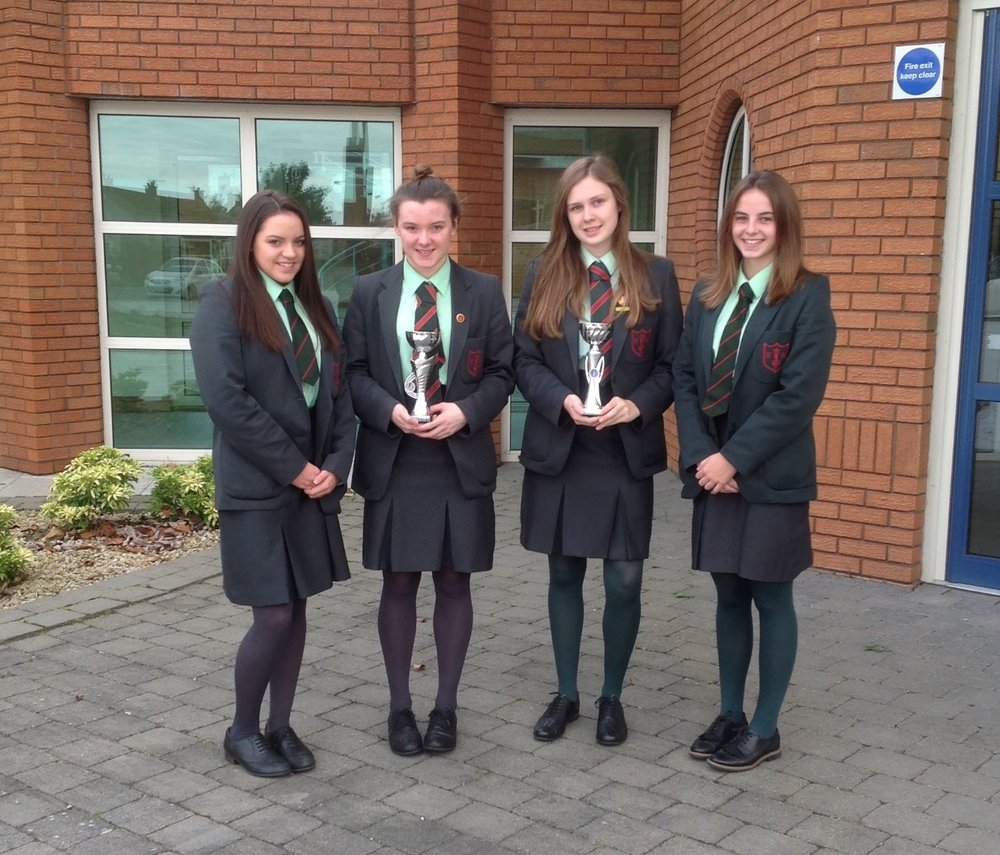 The Senior Girls Relay Team finished 1st in the Medley Team Relay and the Freestyle Team Relay.jpg