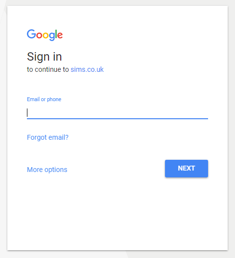 sims login Google.png