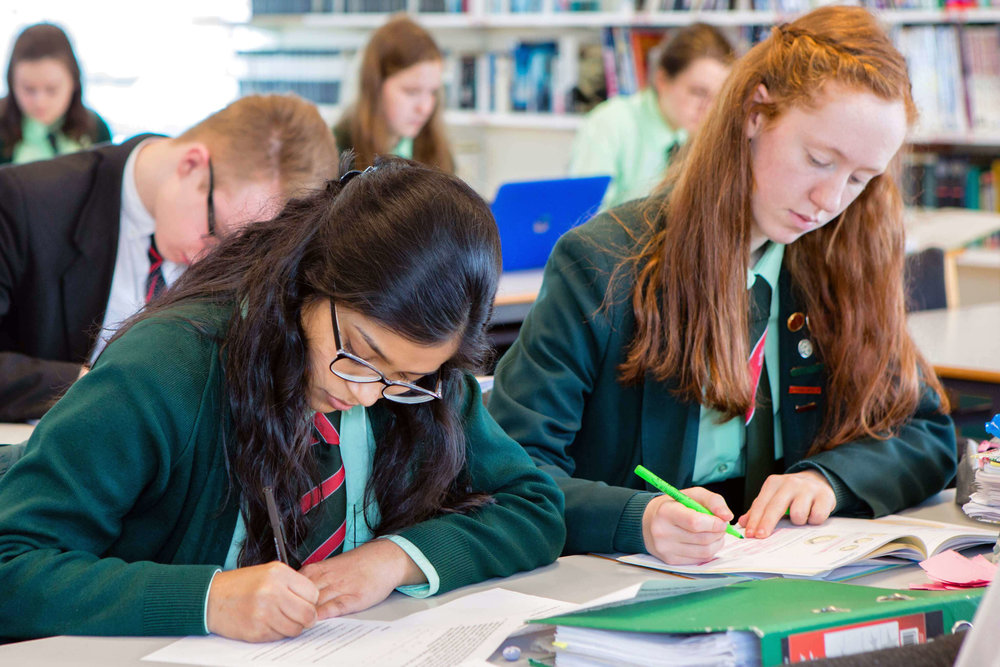 Subject Choice - Pupils are offered a broad range of subject choices, and a wide and varied General Studies programme.