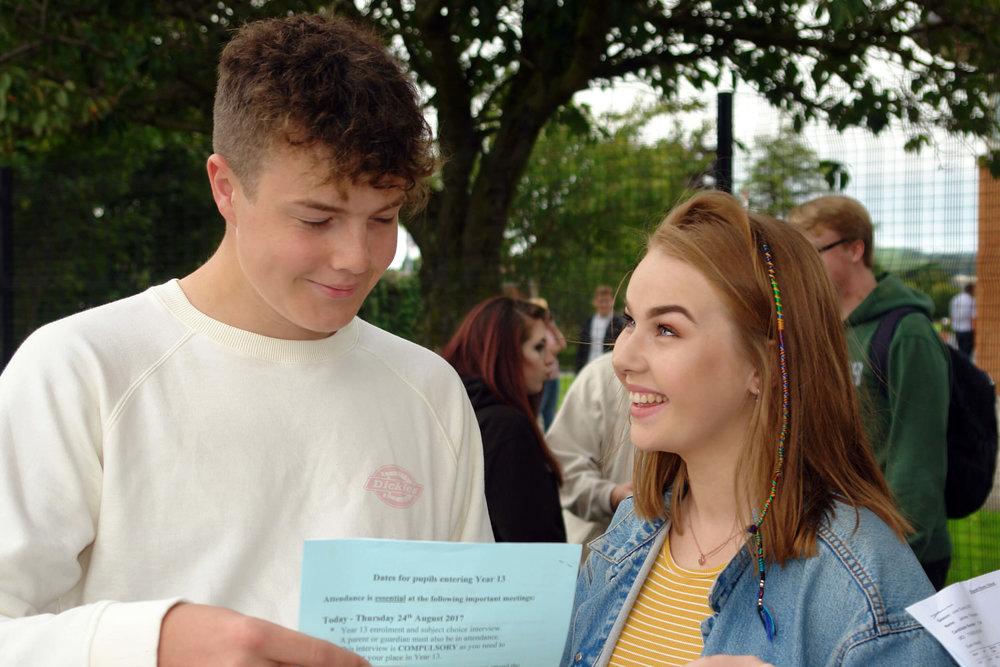 Academic Achievement - Our extensive mentoring programme guides pupils towards their goals.