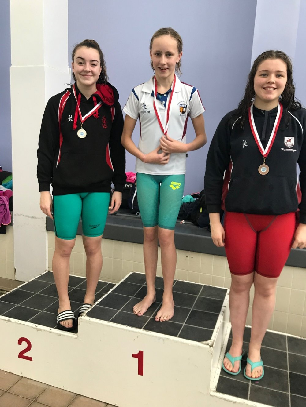 Naeve Pountney came 2nd in the Girls 100m Freestyle.jpg