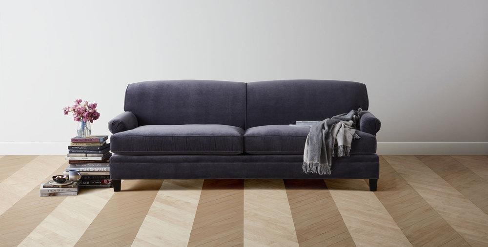 The Carmine sofa