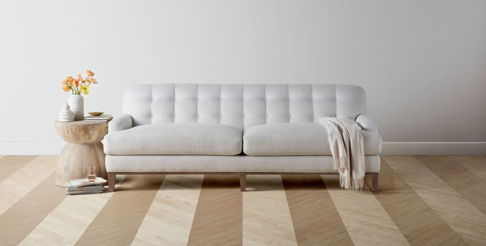 The Ludlow sofa