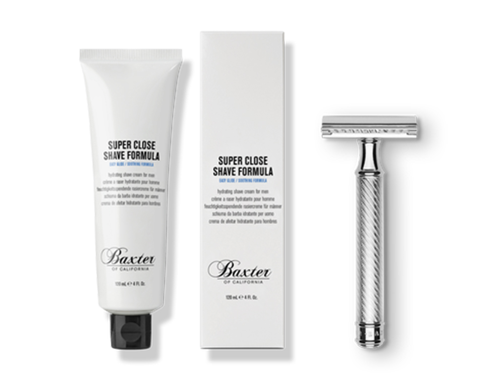 Baxter of California Super-Close Shave set , $70