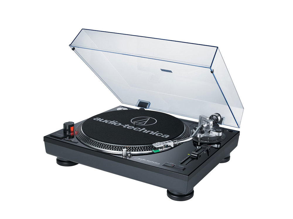 Audio Technica USB & Analog Turntable , $249
