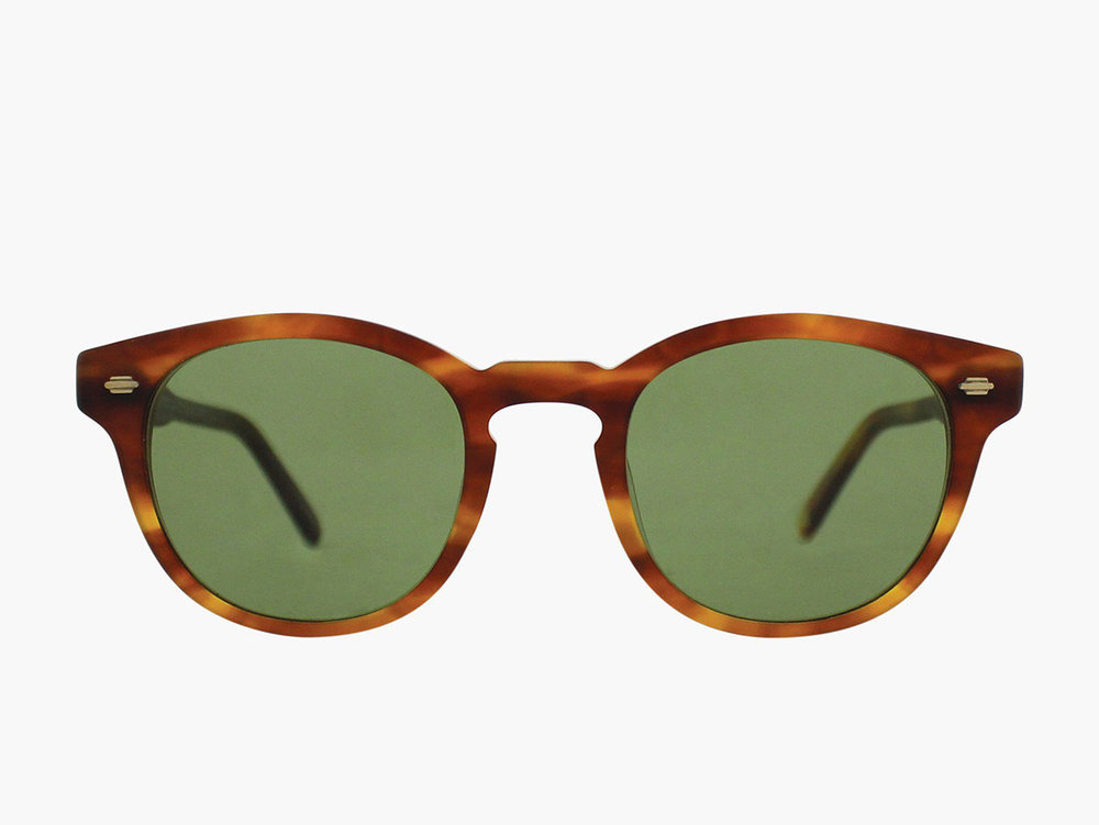 Garrett Leight California Optical Warren sunglasses , $340