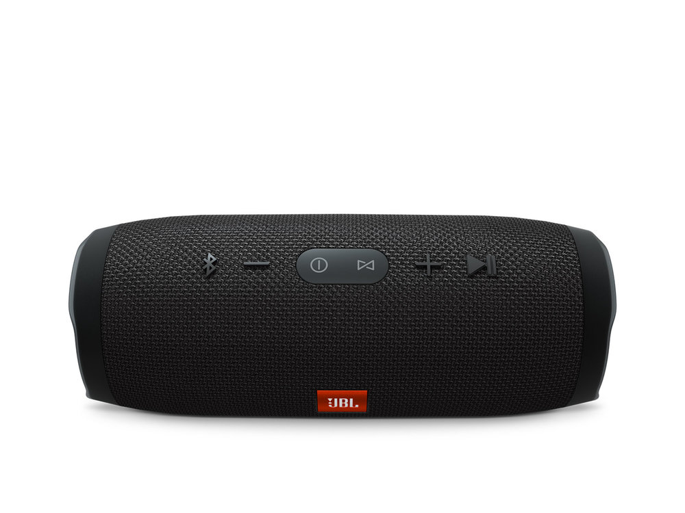 JBL Charge 3 waterproof Bluetooth speaker, $119.95  (orig. $149.95)