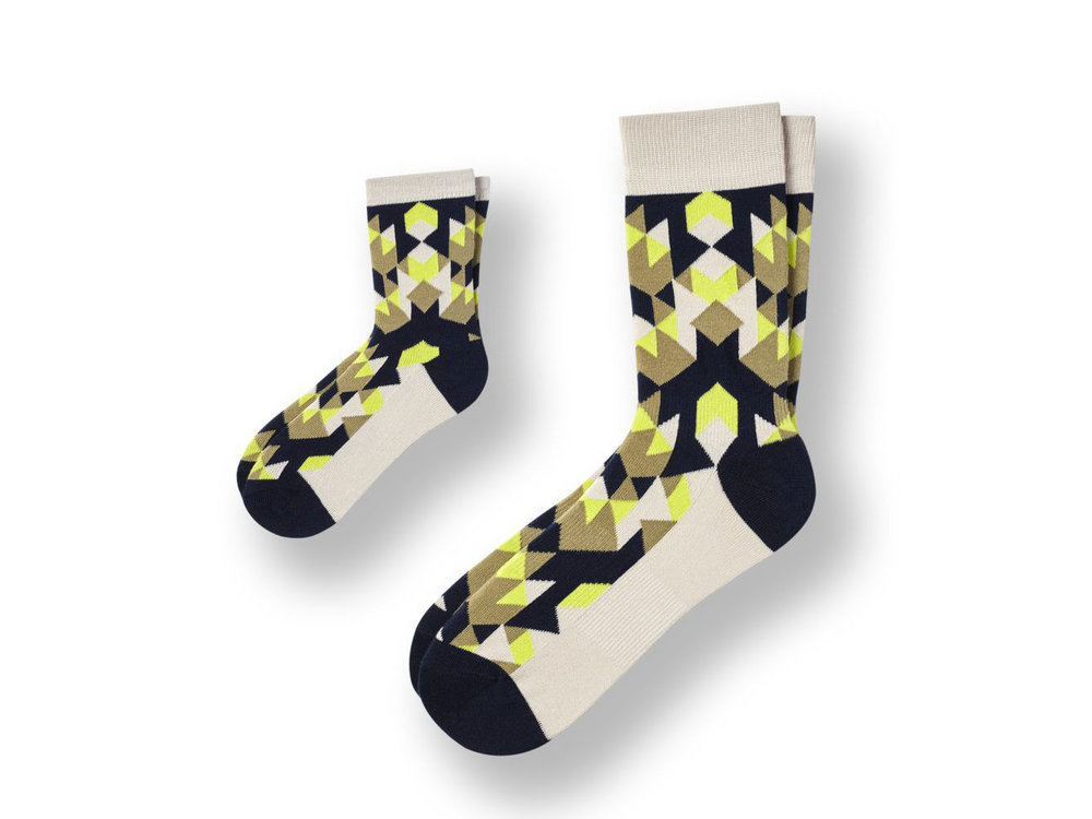 Pair of Thieves Bacon and Eggs matching sock set , $16