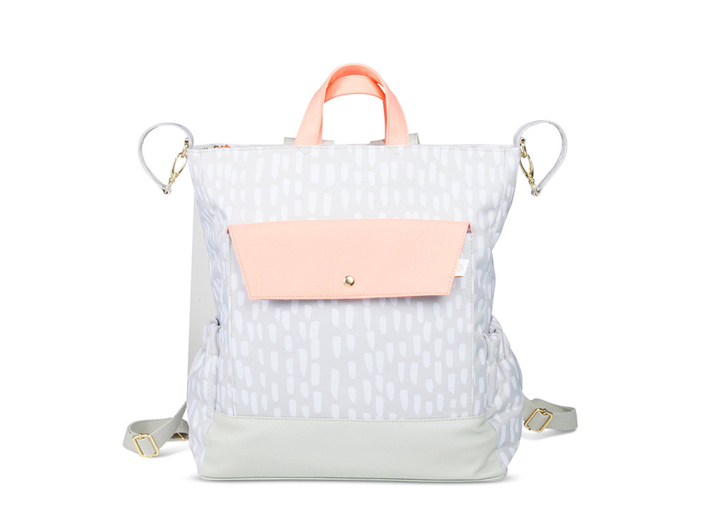Oh Joy! Diaper Backpack Bag , $39.99