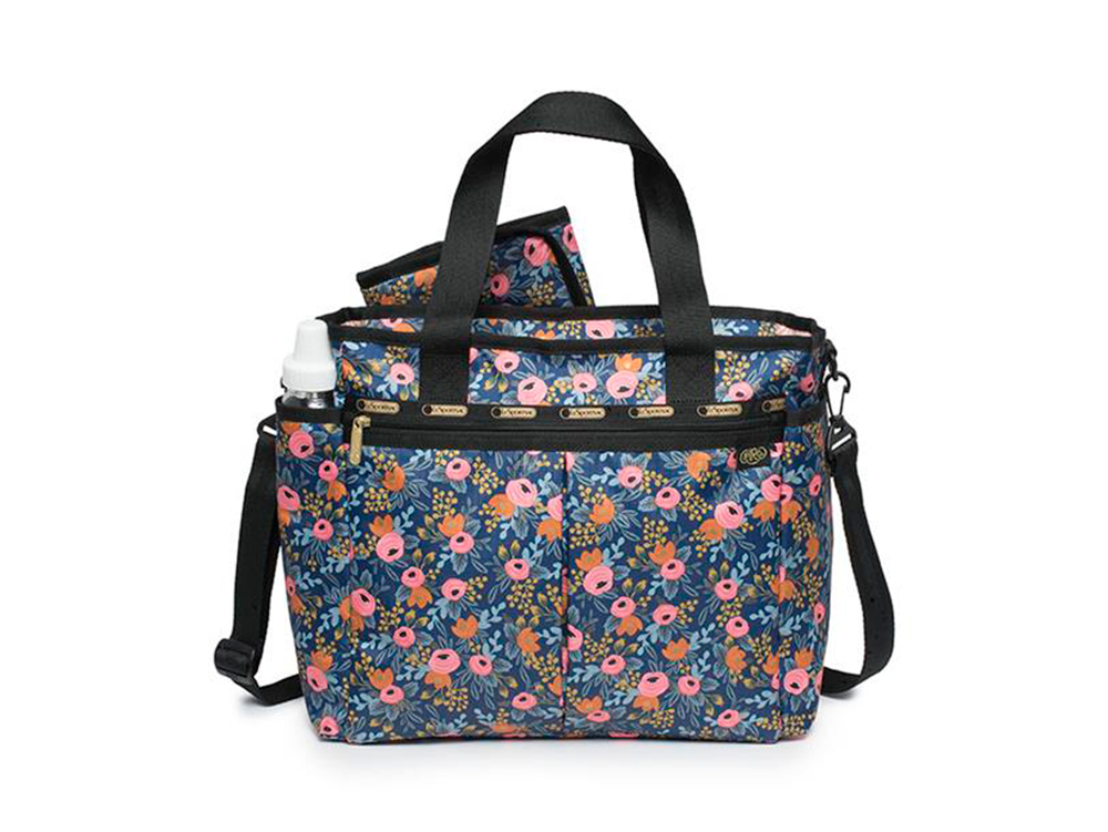 Rifle Paper Co. for Le Sport Sac Ryan Baby Tote , $175