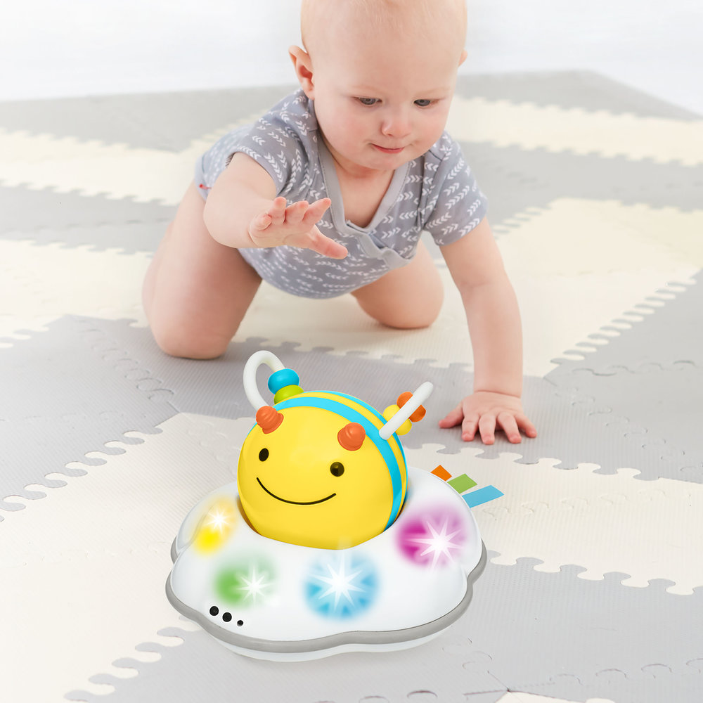 Skip Hop Explore & More Follow Bee Toy, $25