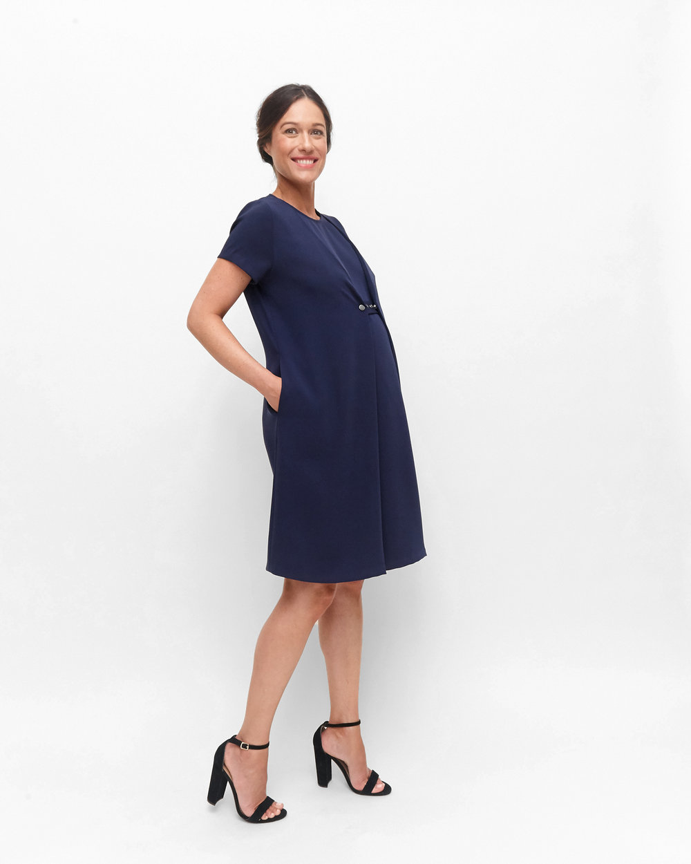 Of - Mercer - Maternity - BROOKFIELD DRESS - 2.jpg