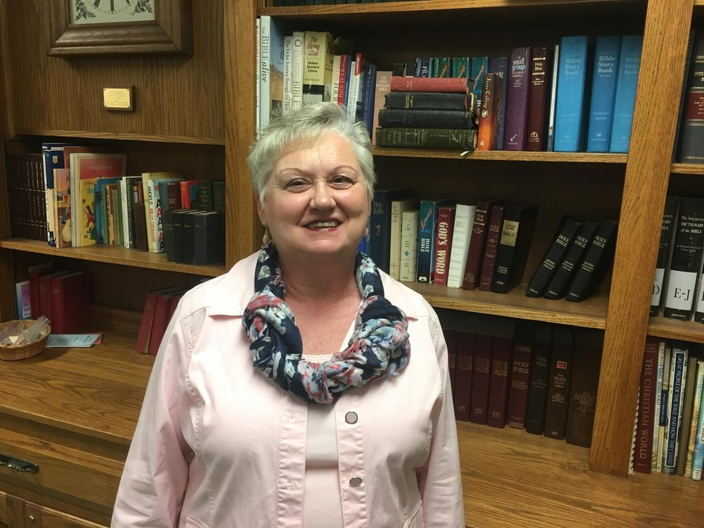 "Jane Pigut is a lifelong Episcopalian and has been a member of St. Mark's for 45 years. She serves as the Transition Team Co-Convener and served as Co-Chair of the ""Vision for the Future"" remodeling campaign. She is a member of the Altar Guild and Parish Life and serves as a Lector, Eucharistic Minister and Eucharistic Visitor."