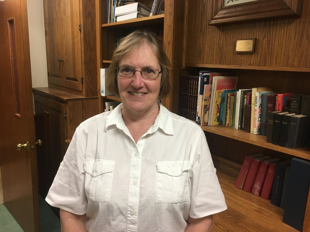 Beverly Rice is a lifelong Episcopalian and has been a member of St. Mark's for two years.  She is a member of the Parish Life Ministry and attends the Women's Book Group.