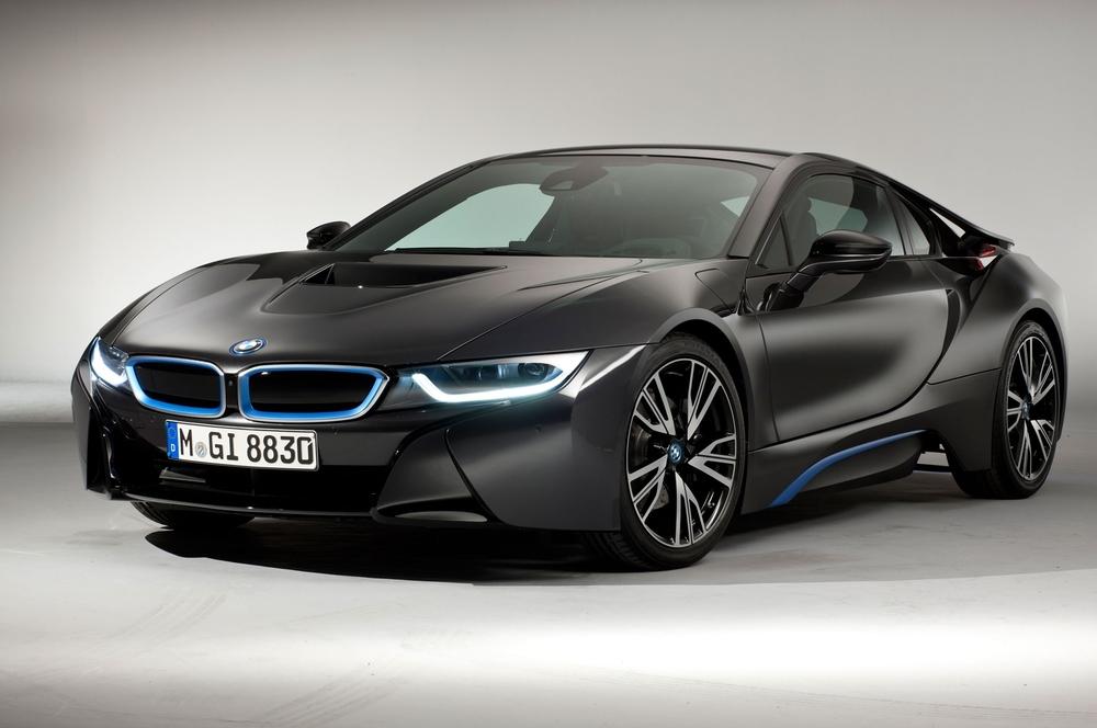 BMW i8. (BMW 보도자료)