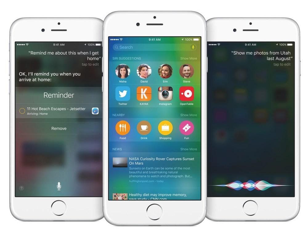 이번 이벤트에서 iOS 9의 공개 일정이 나올 전망이다.