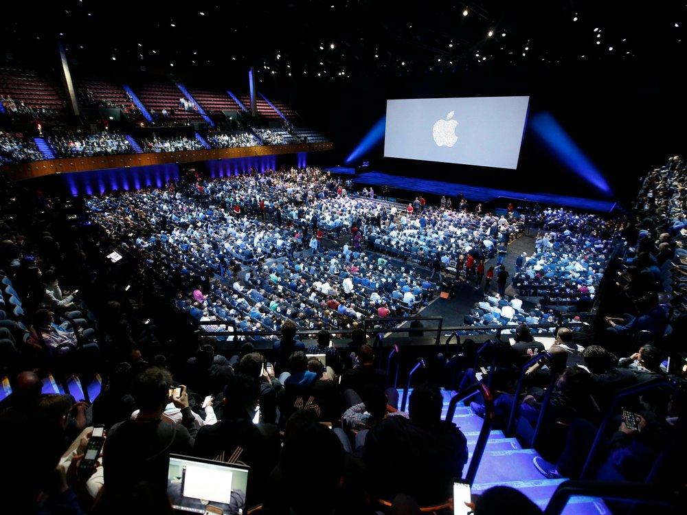 WWDC 2016 현장 사진