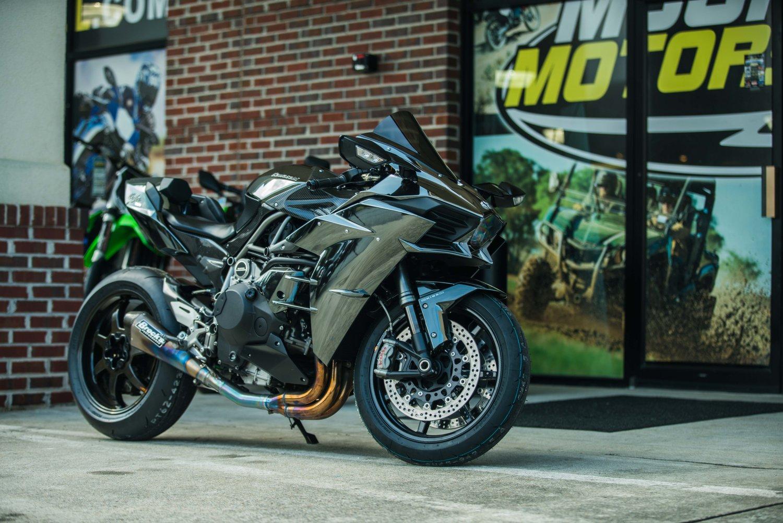 First Ride 2016 Custom Kawasaki Ninja H2 Chaseontwowheels