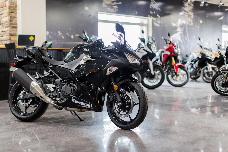 First Ride 2018 Kawasaki Ninja 400 Chaseontwowheels