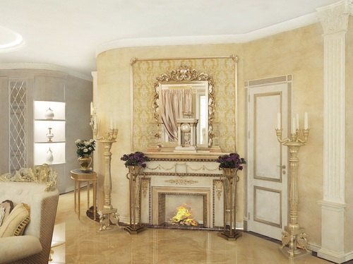 Classic interior Design — Eve Concepts & Designs