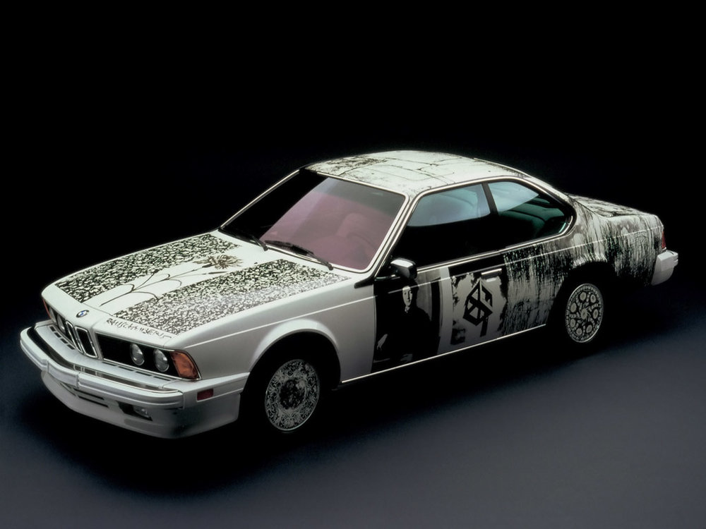 Art Car, 1986.