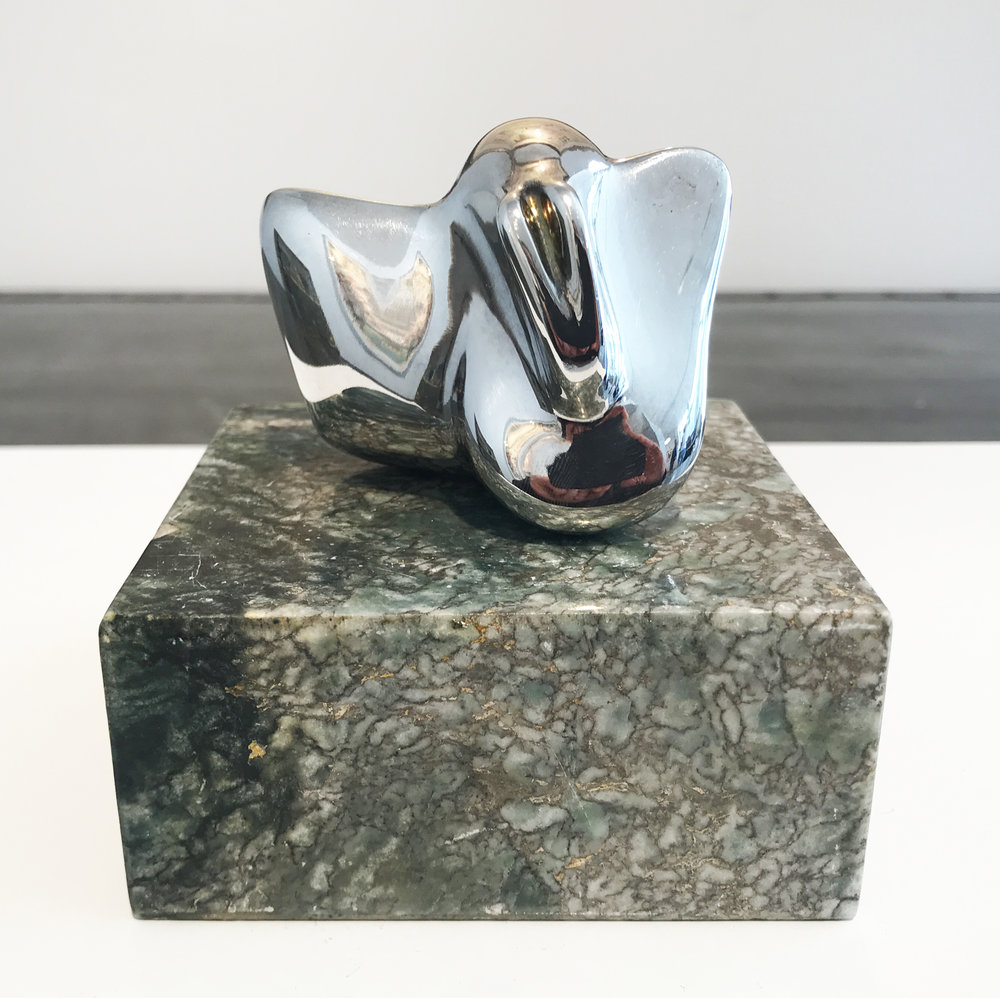 Henry Moore. Butterfly Form, 1976.