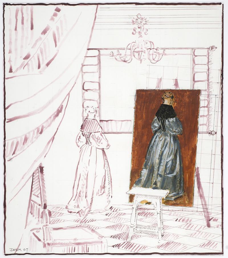 Terboch Vermeer, 1979