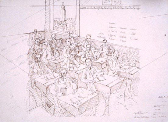The New York School Study, 1988