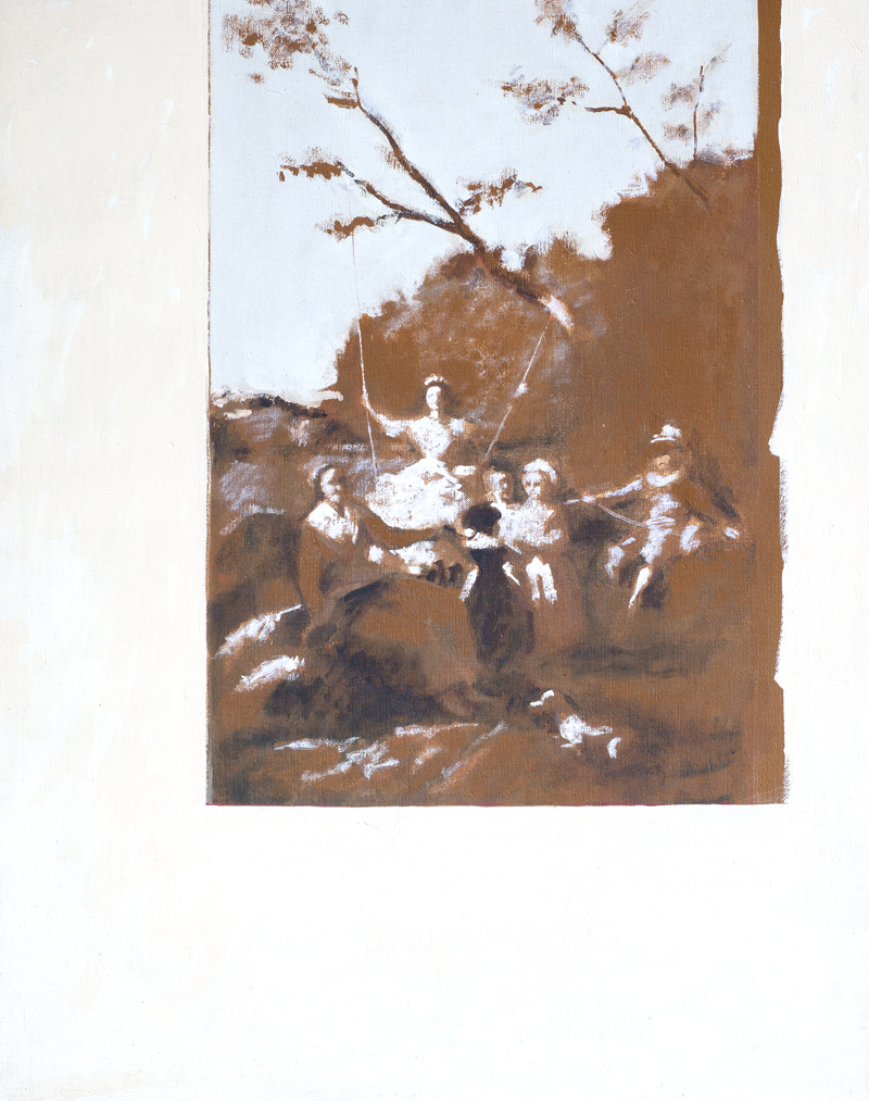 Composition with Goya #3, 1963