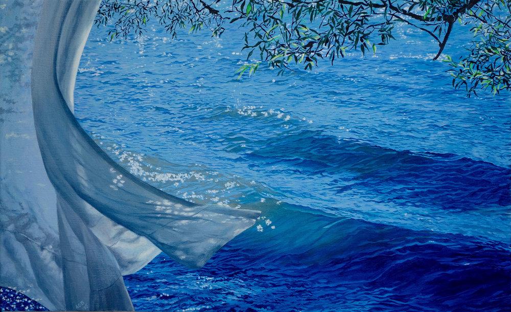 Alice Dalton Brown. Gentle Wave.
