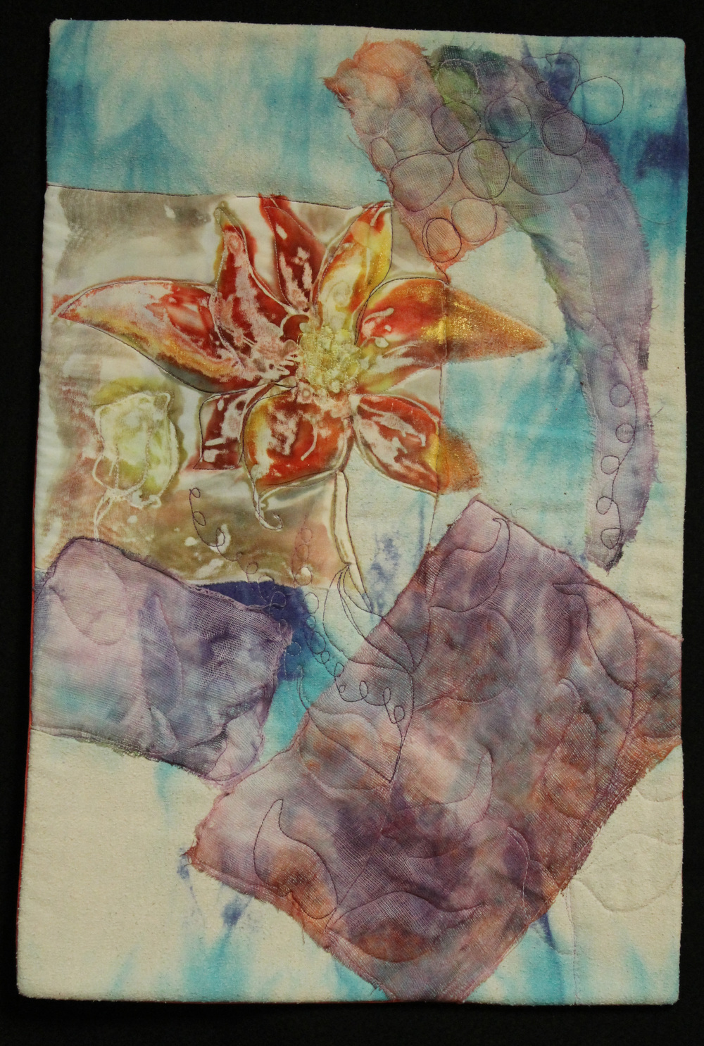 Floral Collage III