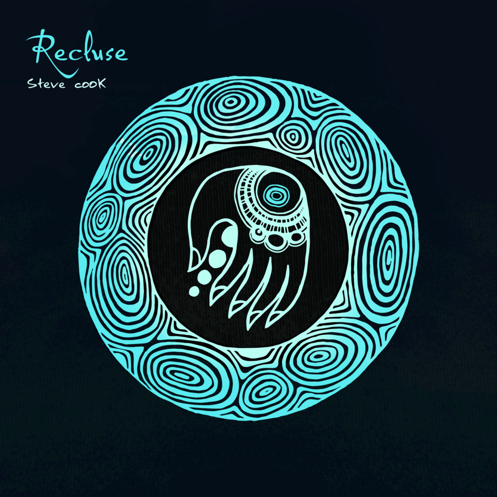 KOHDU002  - Steve Cook - Recluse (Incl Mark E, Ilves & Migova Remixes)