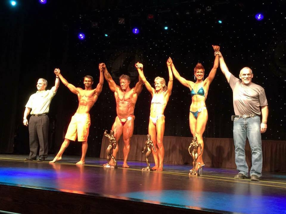 2016 Grand Traverse Bodybuilding and Figure Champions