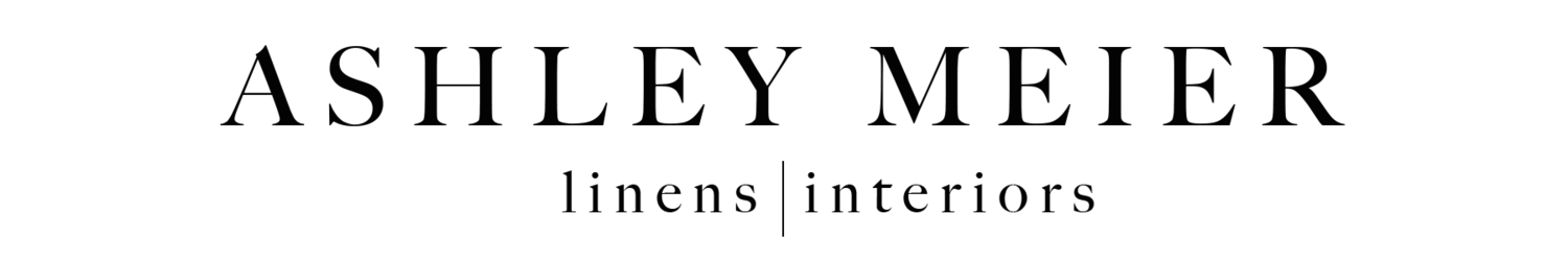 Ashley Meier Fine Linens & Interiors