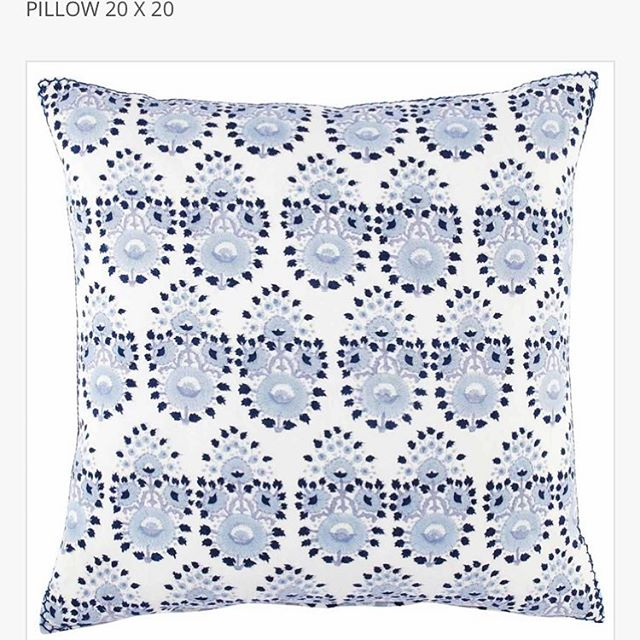 75% off this pillow and so many more! The entire store is 25-75% off! We are selling inventory and transitioning to a design and e-commerce business and will no longer have a brick and mortar presence.  So shop now through Friday while the deals are HOT ☀️