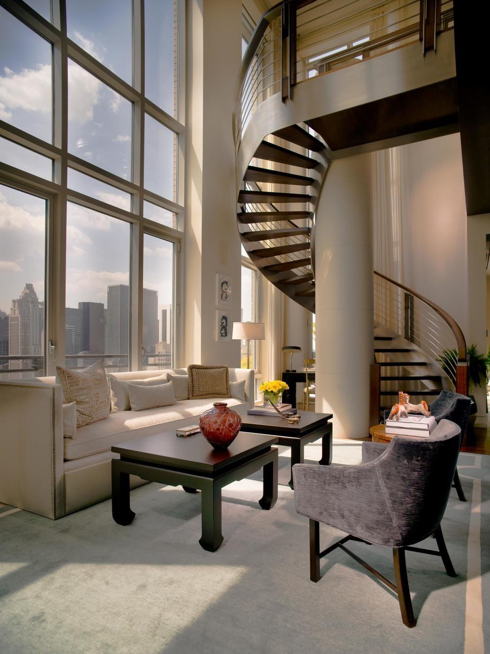 NYC residence, Designer Kondylis
