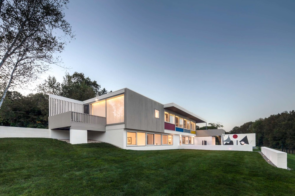 Marcel Breuer's Stillman House, CT