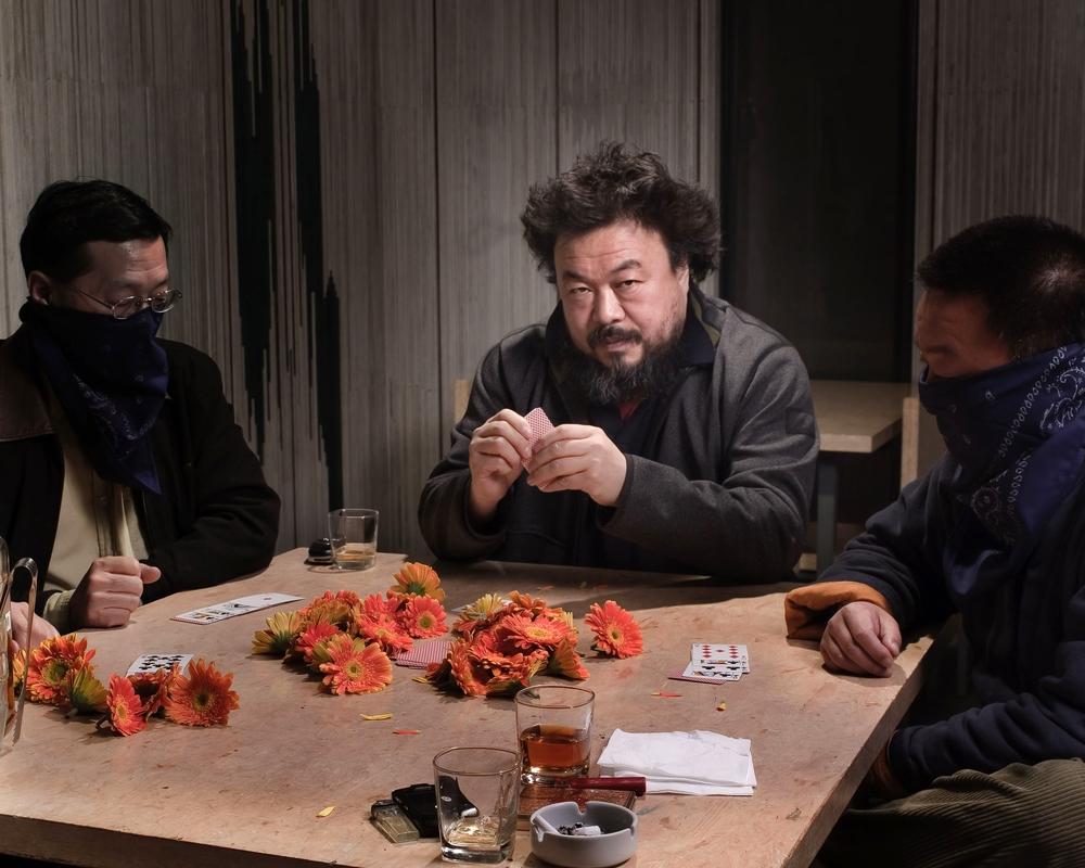 Ai Weiwei for Motorola, Beijing