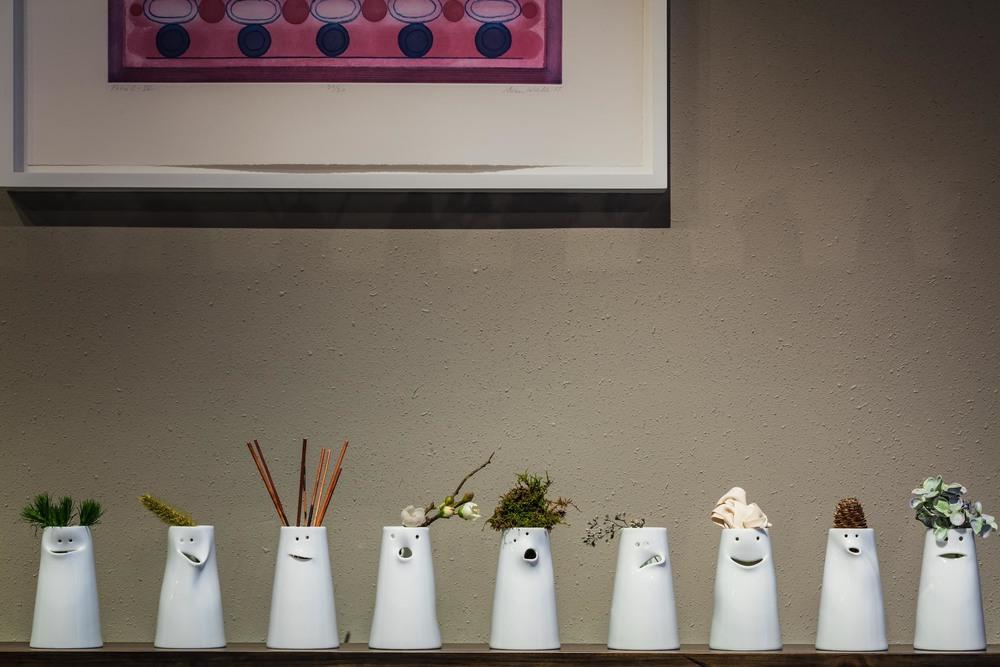 Spin Ceramics