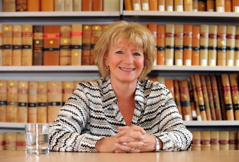 Dame Hazel Genn