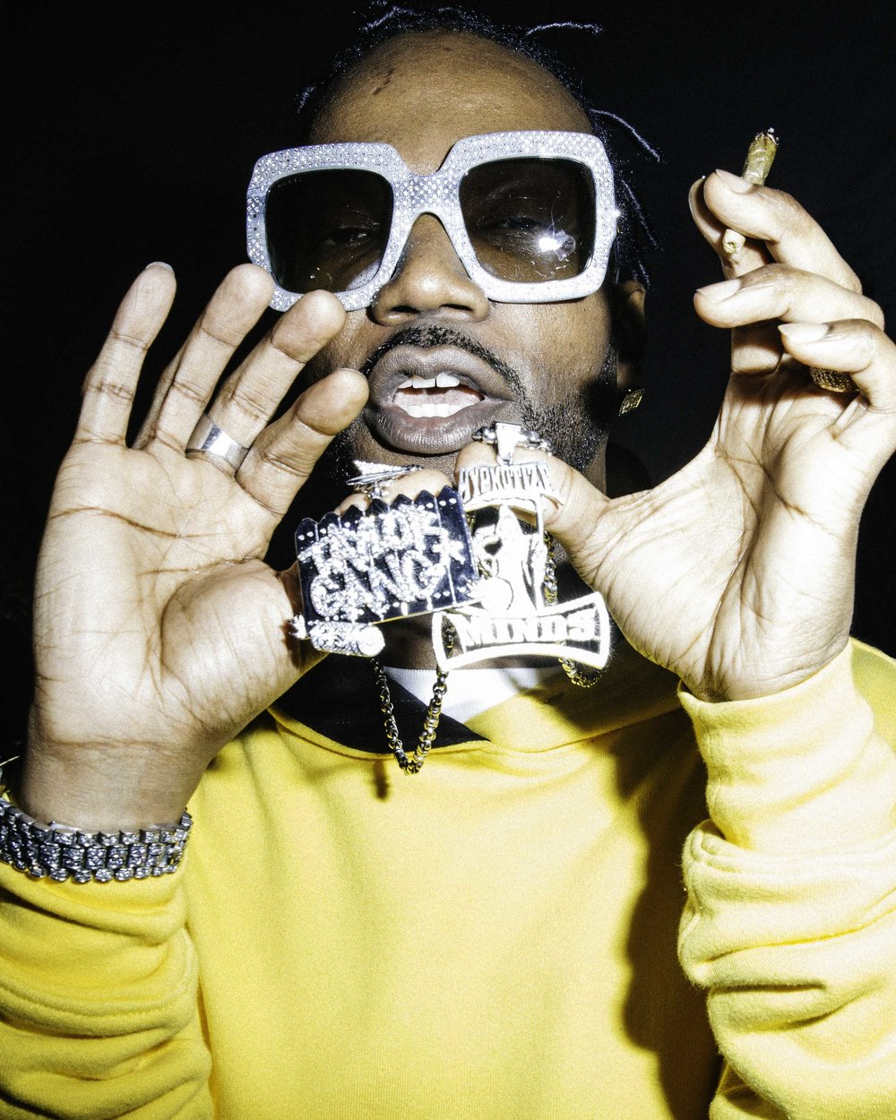 Juicy J for MADE