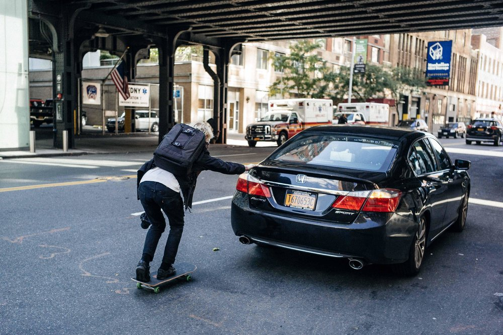 NYC Skate Culture for MADE