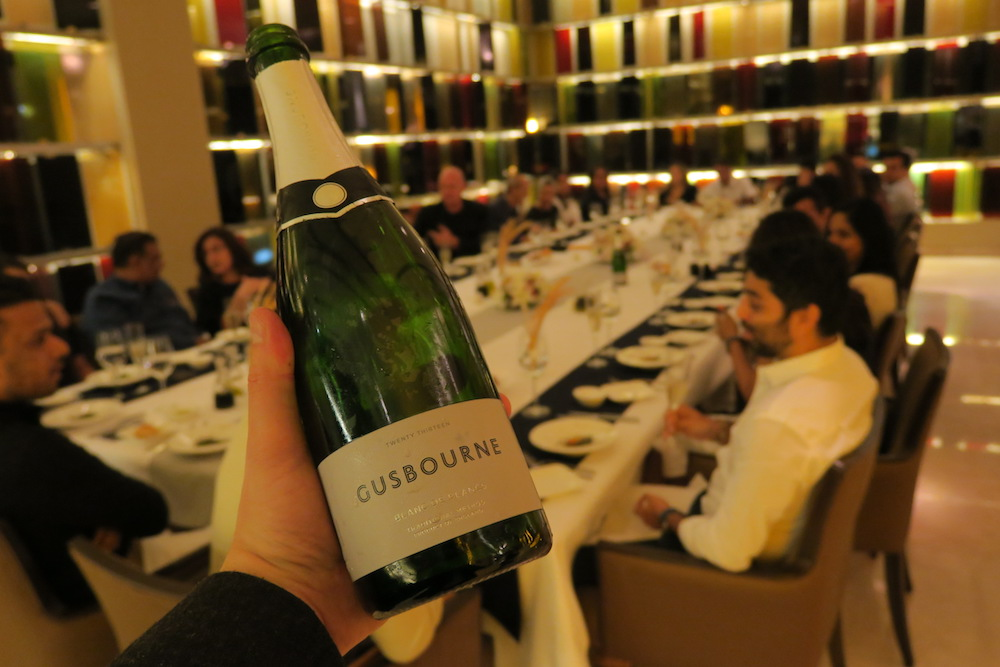 Gusbourne at Vetro Mumbai.JPG
