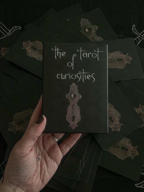 Shop — The Tarot of Curiosities
