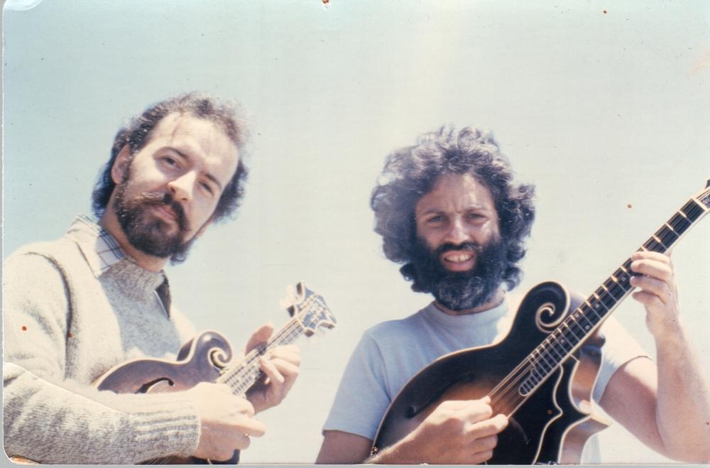 John Monteleone  David Grisman,July 1980